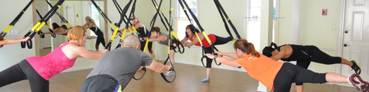 TRX Suspension Training Certification Course