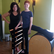 Pilates Restores Client to Good Health