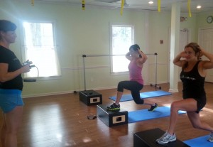 the center in East Cobb seeks personal trainer for our marietta studio