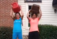 We Took The Ice Bucket Challenge!