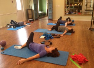 lia jordan is a certified stott pilates instructor at the center in east cobb where she teaches stott pilates mat classes