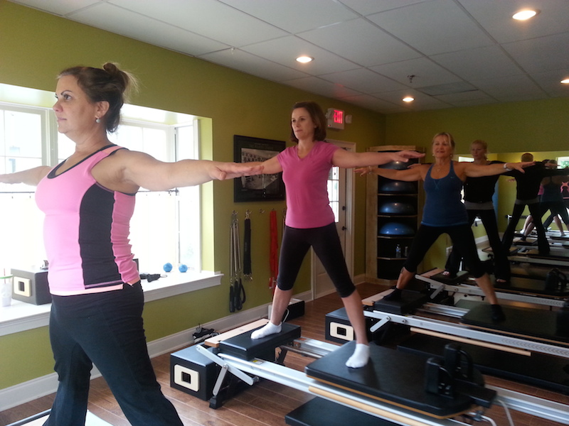 Here's the Scoop on Pilates with Lauri